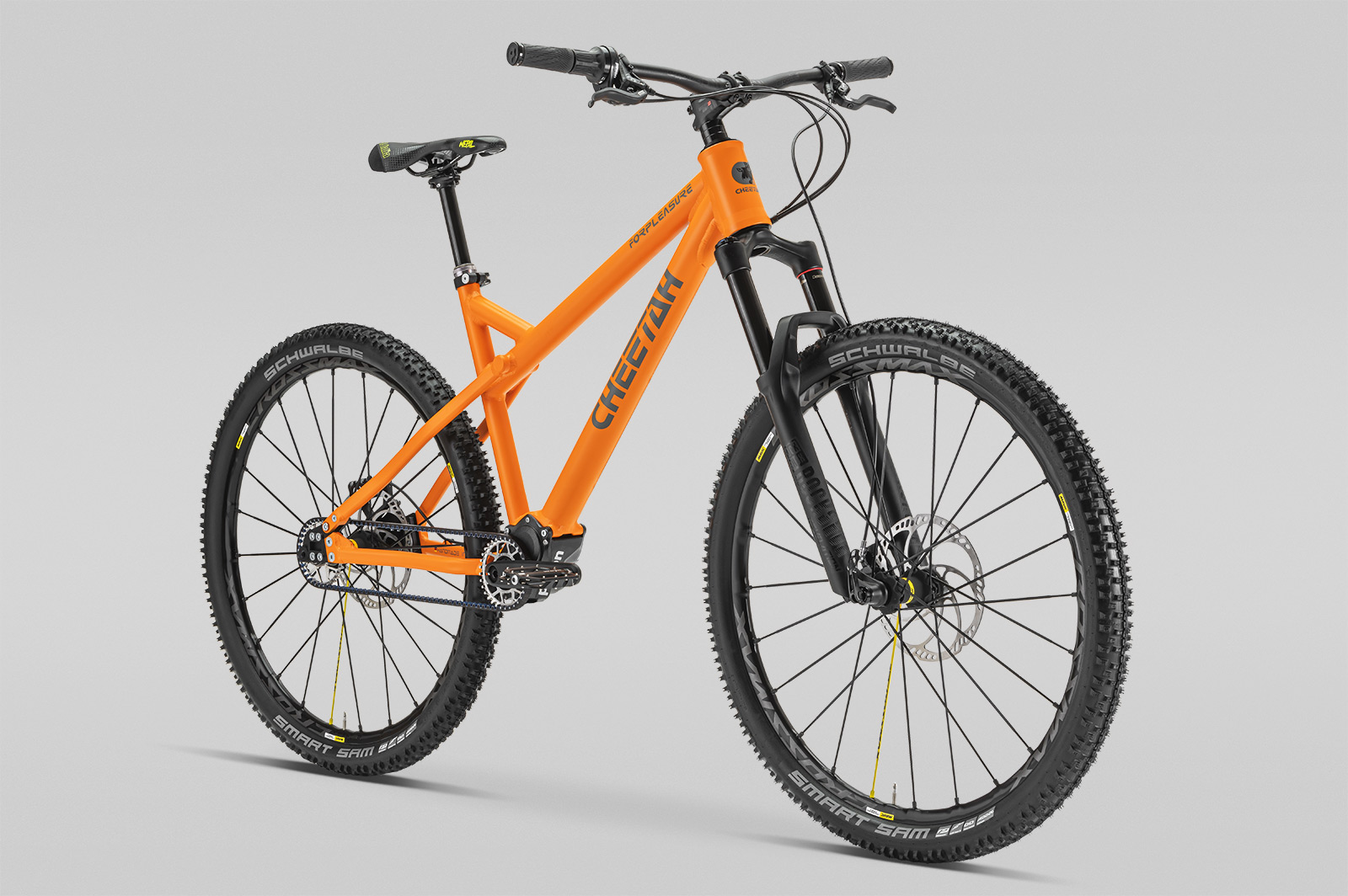 Cheetah Bikes Trail Hardtail ForPleasure