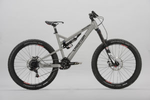 Freeride Mountainbike