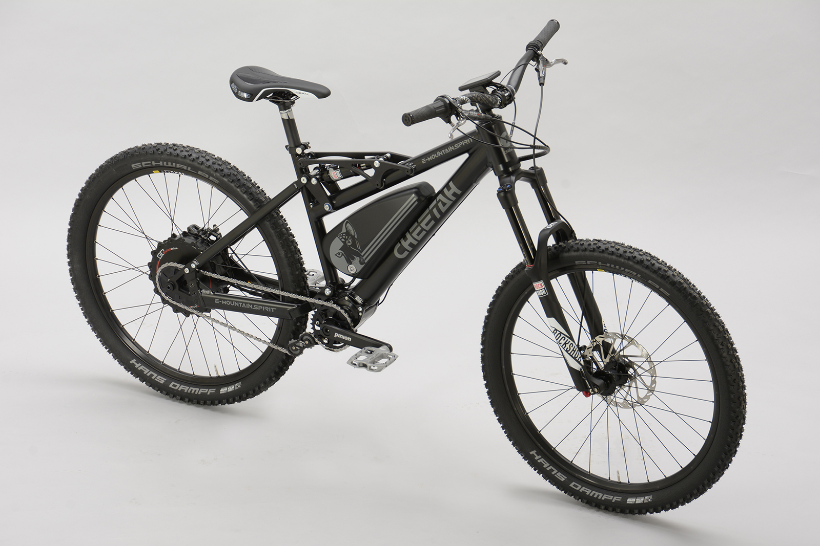 Cheetah E-MTB Fully E-MountainSpirit