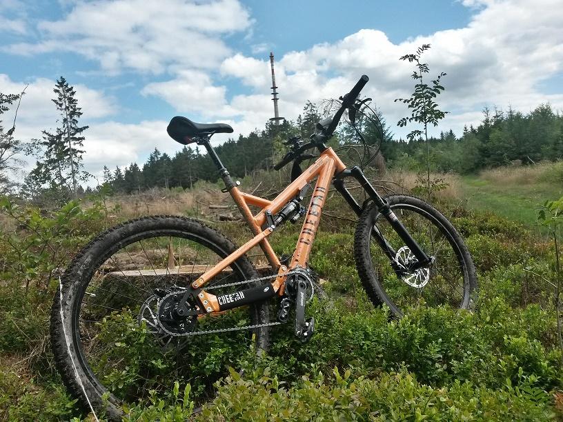 Marek R., Salzkotten - Cheetah Bikes