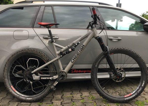 cheetah bikes erfahrungen mountainbike und ebikes. Black Bedroom Furniture Sets. Home Design Ideas