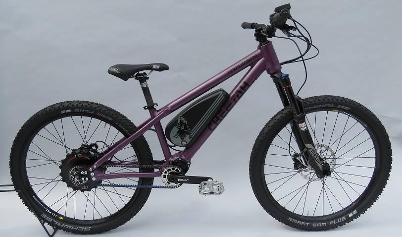 cheetah bikes e forpleasure e bike f r kleine frauen. Black Bedroom Furniture Sets. Home Design Ideas